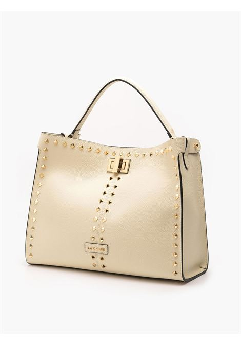 Bag Shopping Stud  LA CARRIE | Bags | 112PSV800IVORY