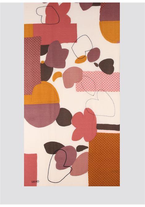 stola color block LIU JO | Stole | 2F1050T030000365