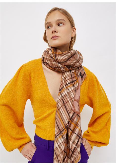 foulard check LIU JO | Foulards | 3F1099T0300X0341