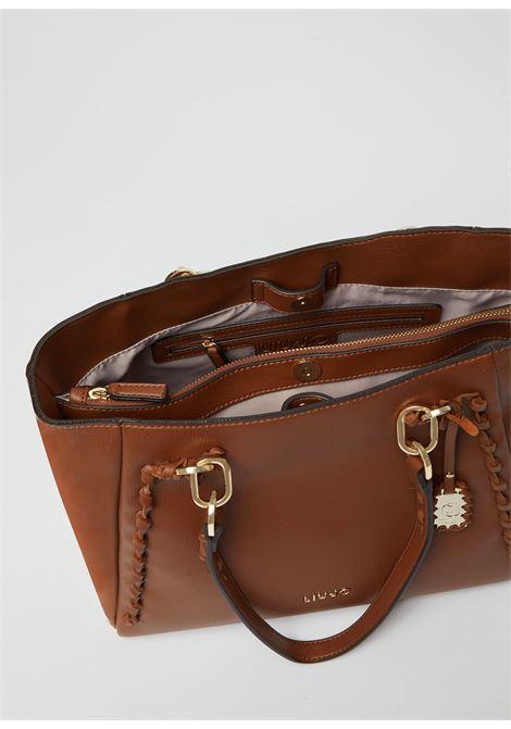 Shopping bag charm  LIU JO | Bags | AF1059E022191241