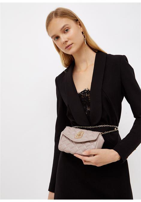 Clutch bag Quilted eco-sustainable Liu Jo  LIU JO | Pochette | AF1177E000561506