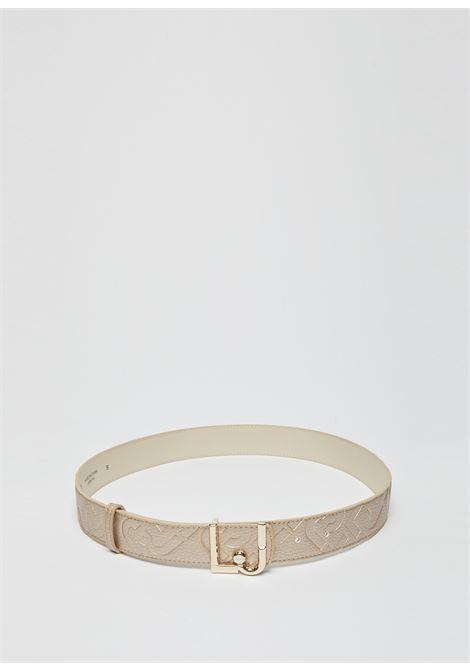 Cintura logomania LJ LIU JO | Cinture | AF1223E053890048