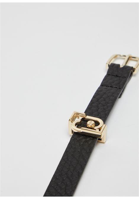Cintura mini logo LIU JO | Cinture | AF1237E016122222