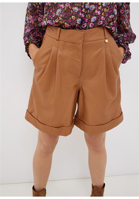Short camelus  LIU JO | Shorts | CF1034P0336X0383