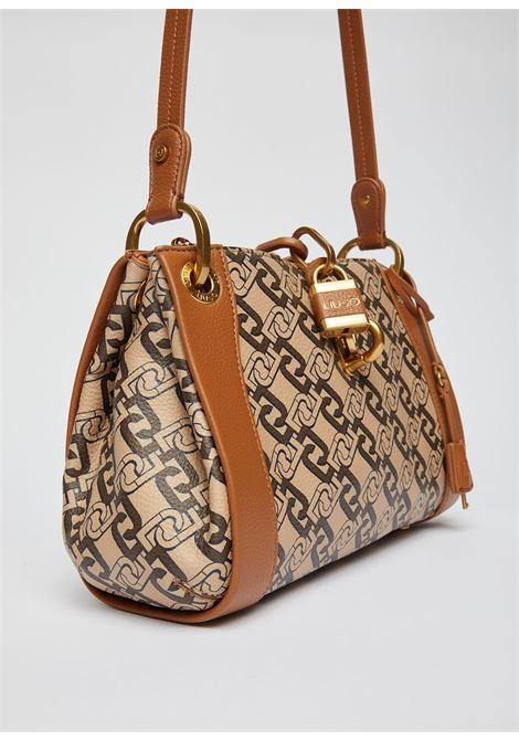 Shoulder bag chain logo  LIU JO | Bags | NF1044E0053S9245