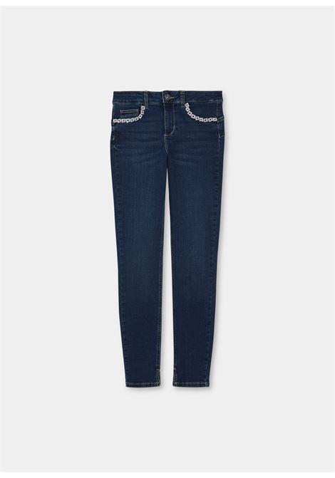 Jeans rhinestone  LIU JO | Jeans | UF1003D426878096