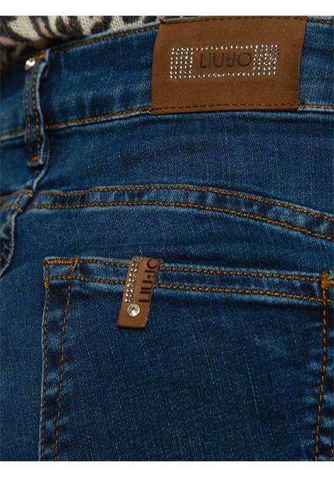 Jeans Bottom Up divine LIU JO | Jeans | UF1013D459178145