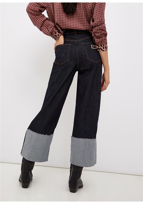 jeans high flap LIU JO | Jeans | UF1100D309277000