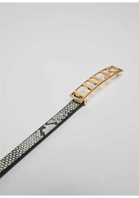 python belt LIU JO | Belts | UF1120E0433T9976