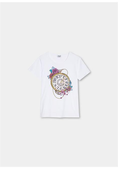 T-shirt quick LIU JO | T-shirt | WF1198J5003S9107