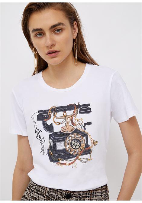 T-shirt quick LIU JO | T-shirt | WF1198J5003S9234