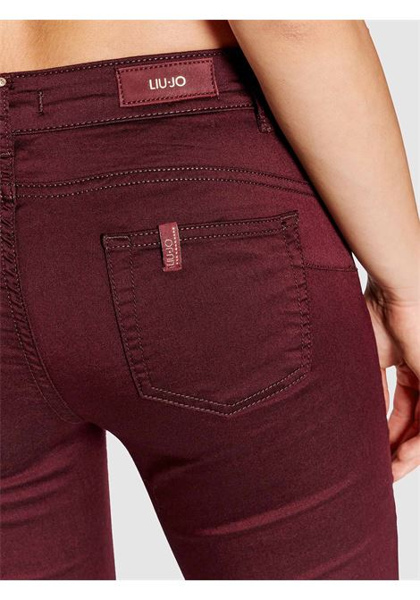 Trousers Glam Bottom Up LIU JO | Trousers | WF1226T7144X0201