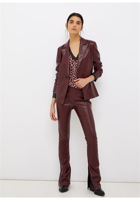 charm trousers  LIU JO | Trousers | WF1416E0392X0201
