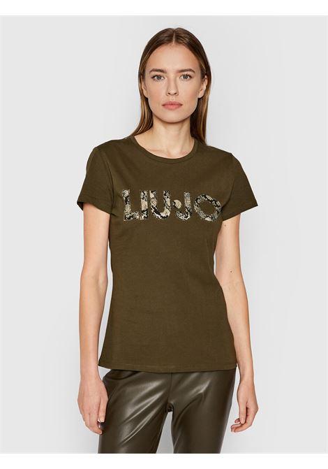 T-shirt army LIU JO | T-shirt | WF1449J6287S9209