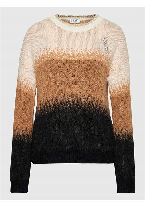 maglia decolor LIU JO | Maglie | WF1458MA89AS9439