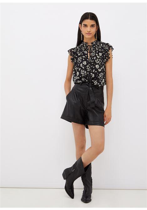 Coated shorts LIU JO | Shorts | WF1491E039222222