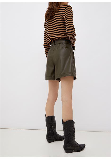 Coated shorts  LIU JO | Shorts | WF1491E0392X0397