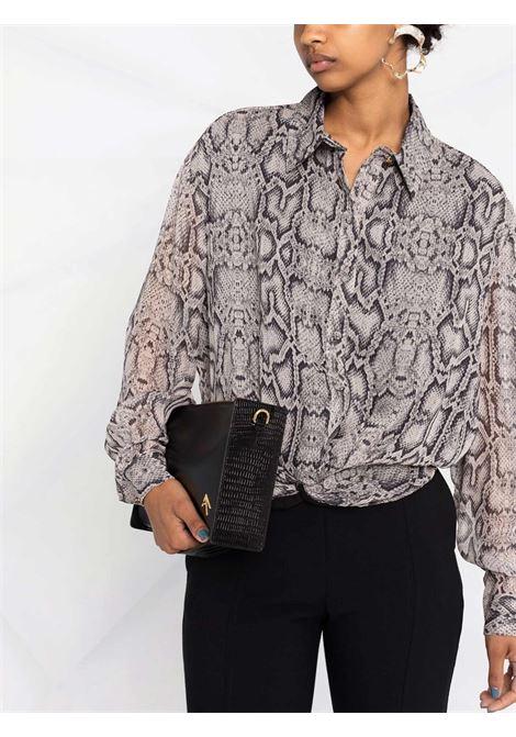 Camicia pyton LIU JO | Camicie | WF1511T5441T9976