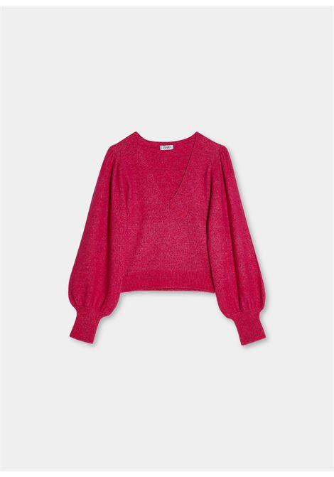 Bomby sweater  LIU JO | knitwear | WF1554MA79LX0394
