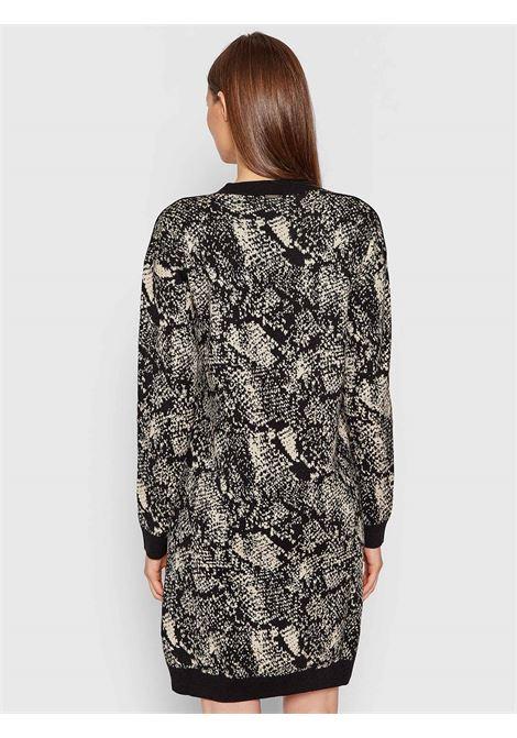 Dress python LIU JO | Dresses | WF1560MA96JS9102