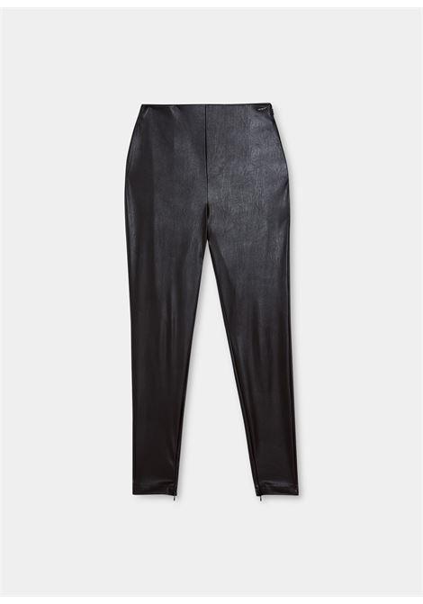 Coated fabric trousers LIU JO | Trousers | WF1567E039222222