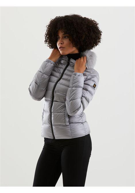 Down Jacket Mead Fur  REFRIGIWEAR | Down jacket | MEAD FUR JACKETSILVER