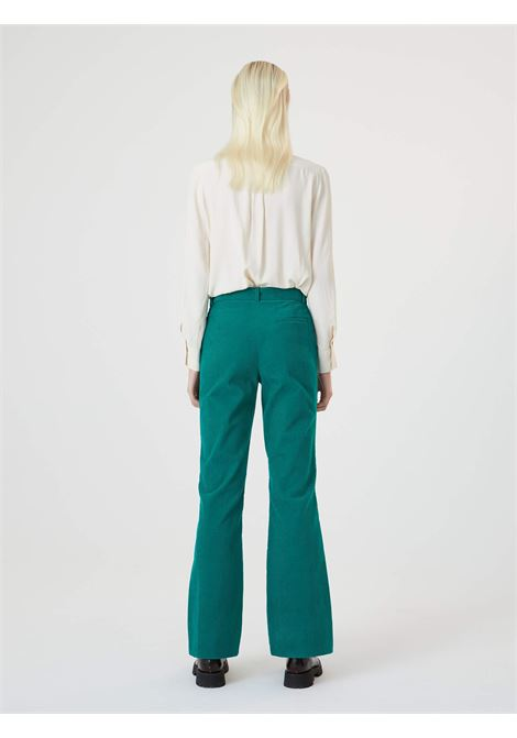 Trousers Burton velvet  SFIZIO | Trousers | 21FA1527BURTON740