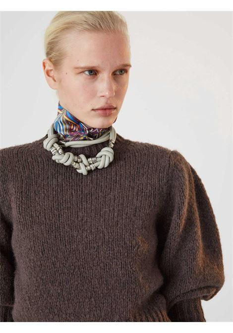 SFIZIO | knitwear | 21FA8129BUBBLE690