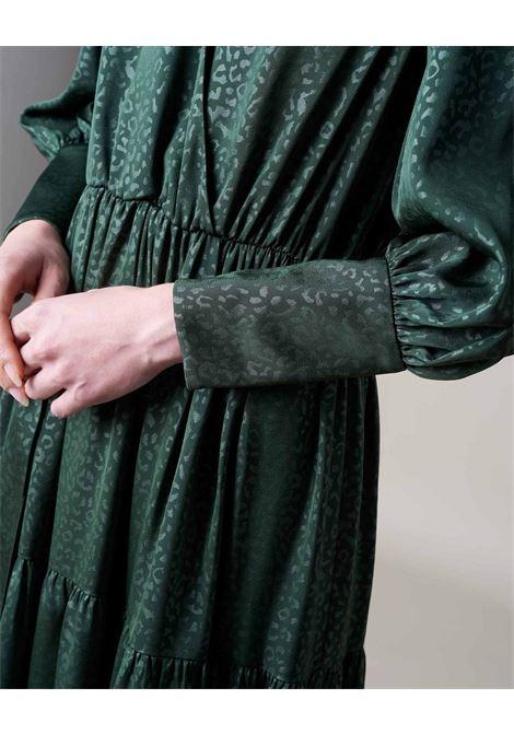 Long dress Maku  SILVIAN HEACH | Dresses | PGA21231VEGREEN MILITARY