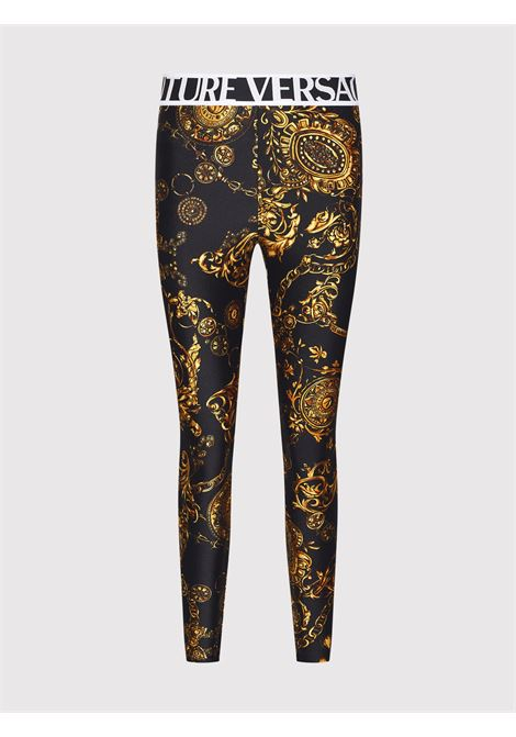 Leggings baroque  VERSACE JEANS | Leggings | 71HAC101G89