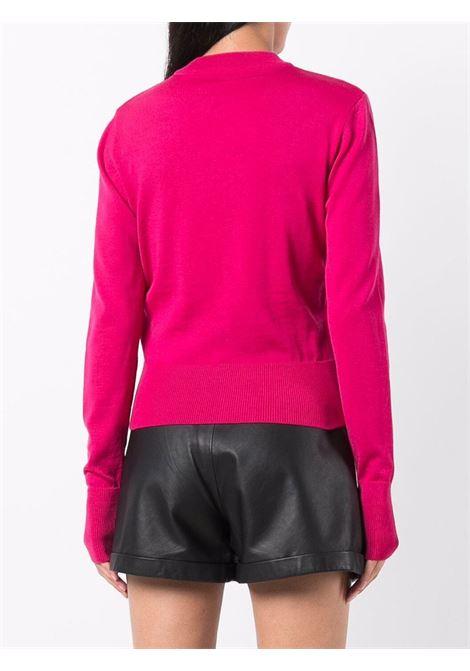 Sweater V-emblem  VERSACE JEANS | knitwear | 71HAF812OB3