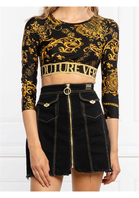Maglia baroque VERSACE JEANS | Maglie | 71HAH218G89
