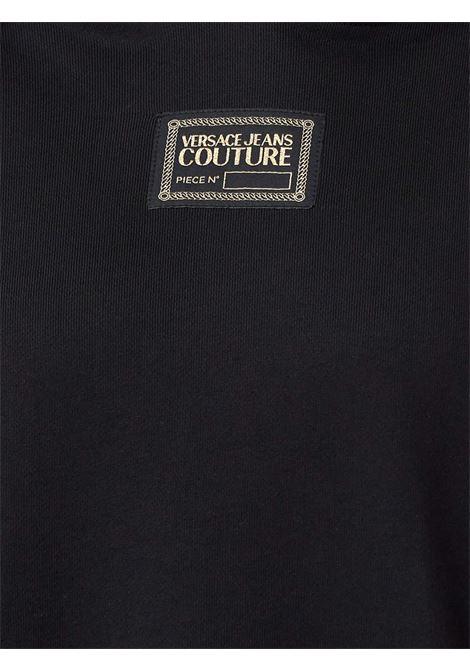 Sweatshirt plissè baroque  VERSACE JEANS | Sweatshirts | 71HAI315G89