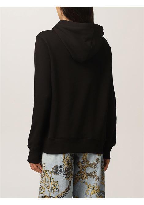 Sweatshirt glitter multicolor  VERSACE JEANS | Sweatshirts | 71HAIT07899
