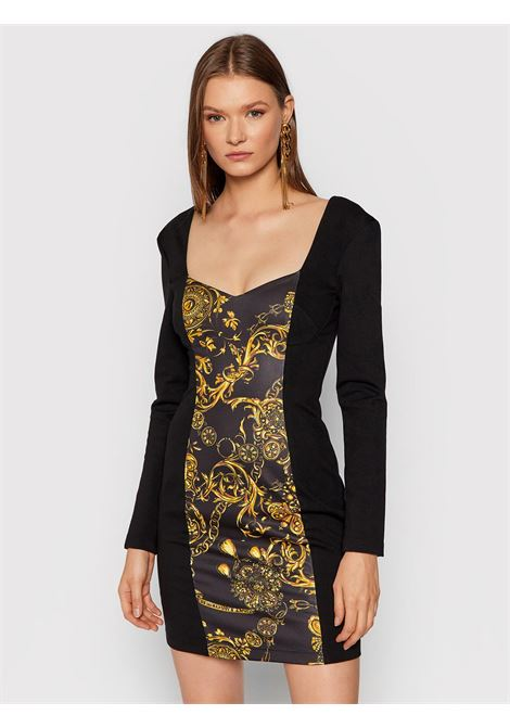 Dress cocktail baroque  VERSACE JEANS | Dresses | 71HAO909899