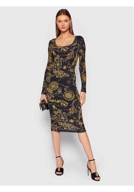 Dress Regalia Baroque   VERSACE JEANS | Dresses | 71HAO920G89