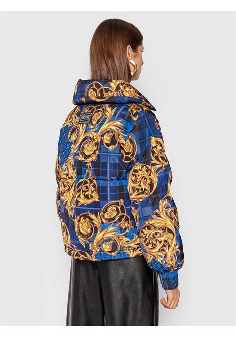 Down jacket Tartan Baroque   VERSACE JEANS | Down jacket | 71HAU407G42