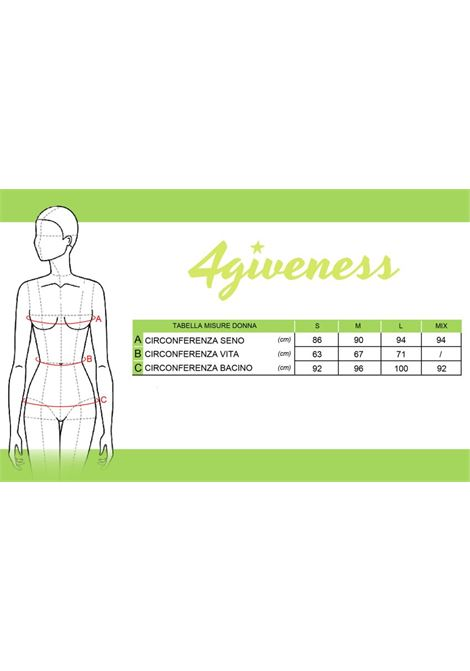 Bikini Exchange Lurex 4GIVENESS | Costumi da bagno | FGBW0788051