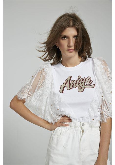 t-shirt ker aniye by ANIYE BY | T-shirt | 18564700001