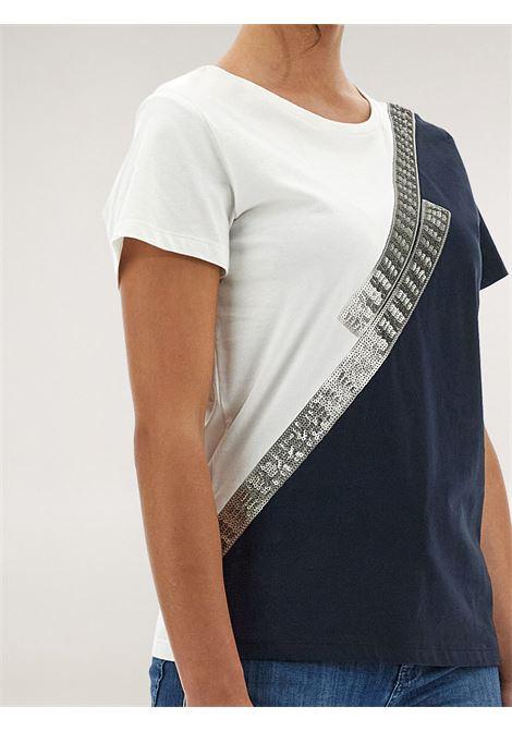 T-shirt block color CARACTÈRE | T-shirt | G122D088B502