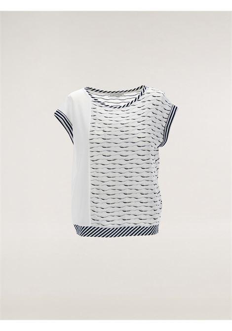 T-shirt bimaterica CARACTÈRE | T-shirt | G185D088B201