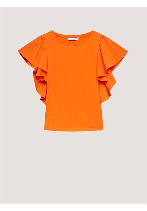T-shirt volant CARACTÈRE | T-shirt | G200D000238N015