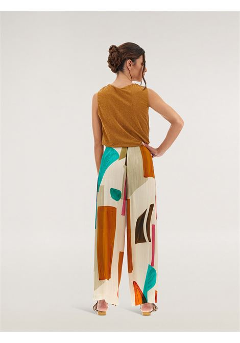 Pantalone color block CARACTÈRE | Pantaloni | P192A0419401