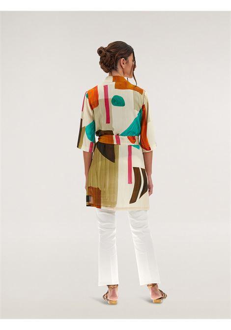 Camicione multicolor CARACTÈRE | Camicie | R230A0419401