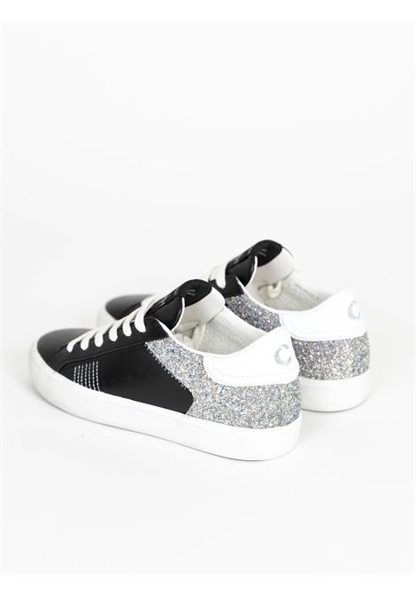 Sneakers low top distressed CRIME LONDON | Sneakers | 25501PP3B20