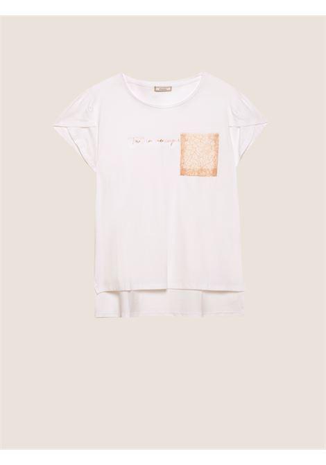 T-shirt ludy ELENA MIRO' | Tshirts Comfy | G216L088P901