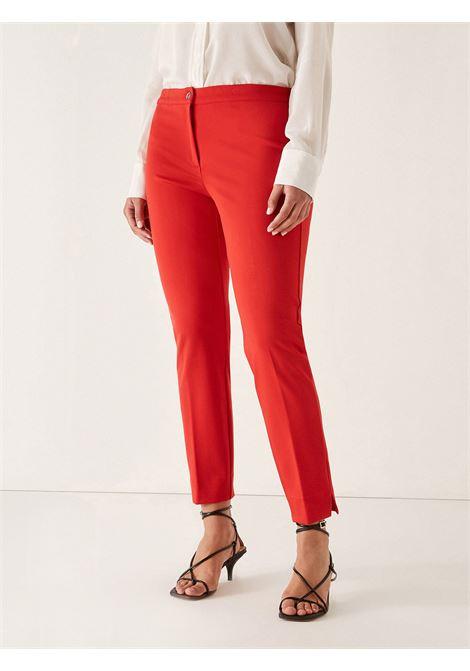 Pantalone basic ELENA MIRO' | Pantaloni Comfy | P109Y0932216