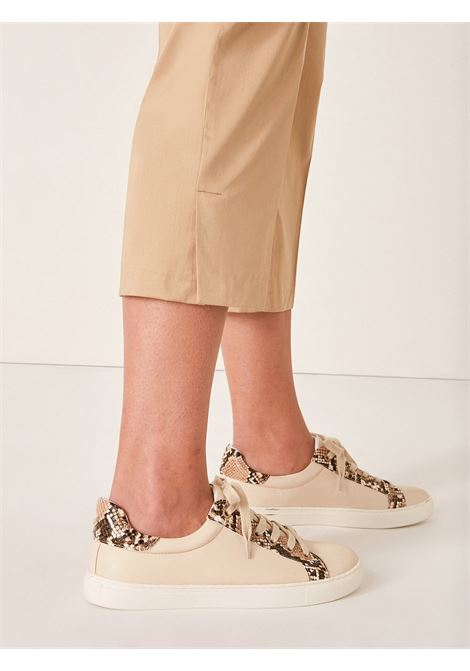 Pantalone cotton style ELENA MIRO' | Pantaloni Comfy | P110Y11510G2