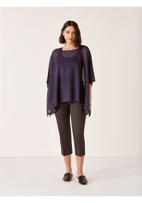 Pantalone cotton style ELENA MIRO' | Pantaloni Comfy | P110Y11510K4