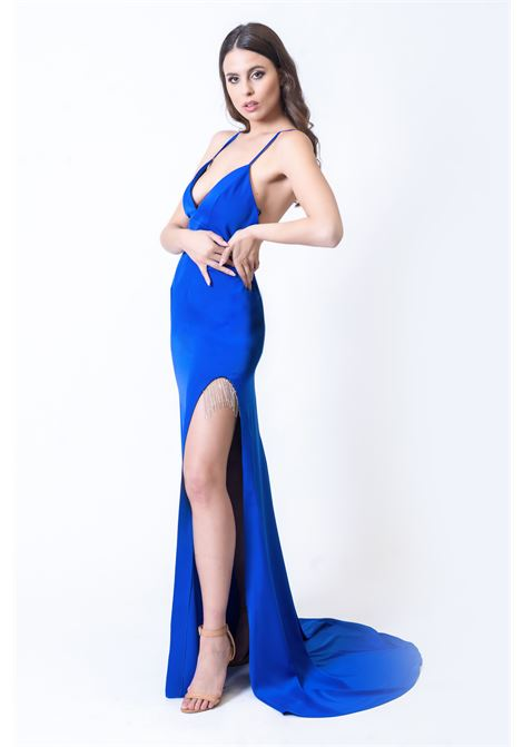 EXSENSE | Dresses | EXA42BLUE ROYAL